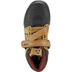 Leatt DBX 4.0 Zapatillas Pedales Automáticos Hombre, amarillo/gris